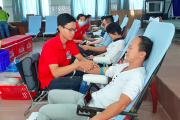 """Ngày hội hiến máu tình nguyện """"Một giọt máu cho đi – Một cuộc đời ở lại"""" năm 2020"""